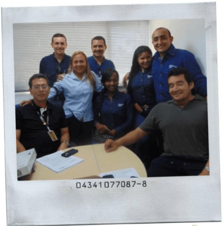Nacimiento Comunidad Caribe de Gerencia de Proyectos