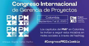 Congreso Internacional de Gerencia de Proyectos Colombia 2020
