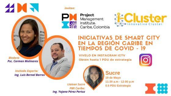 Iniciativas de Smart City en la Región Caribe 2
