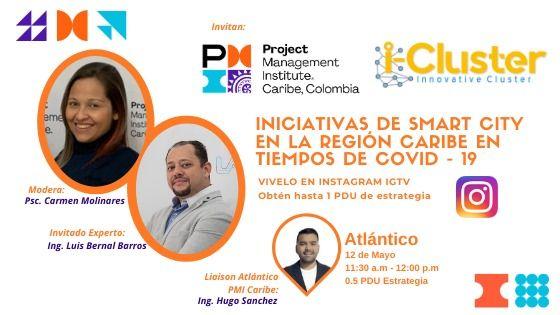 Iniciativas de Smart City en la Región Caribe