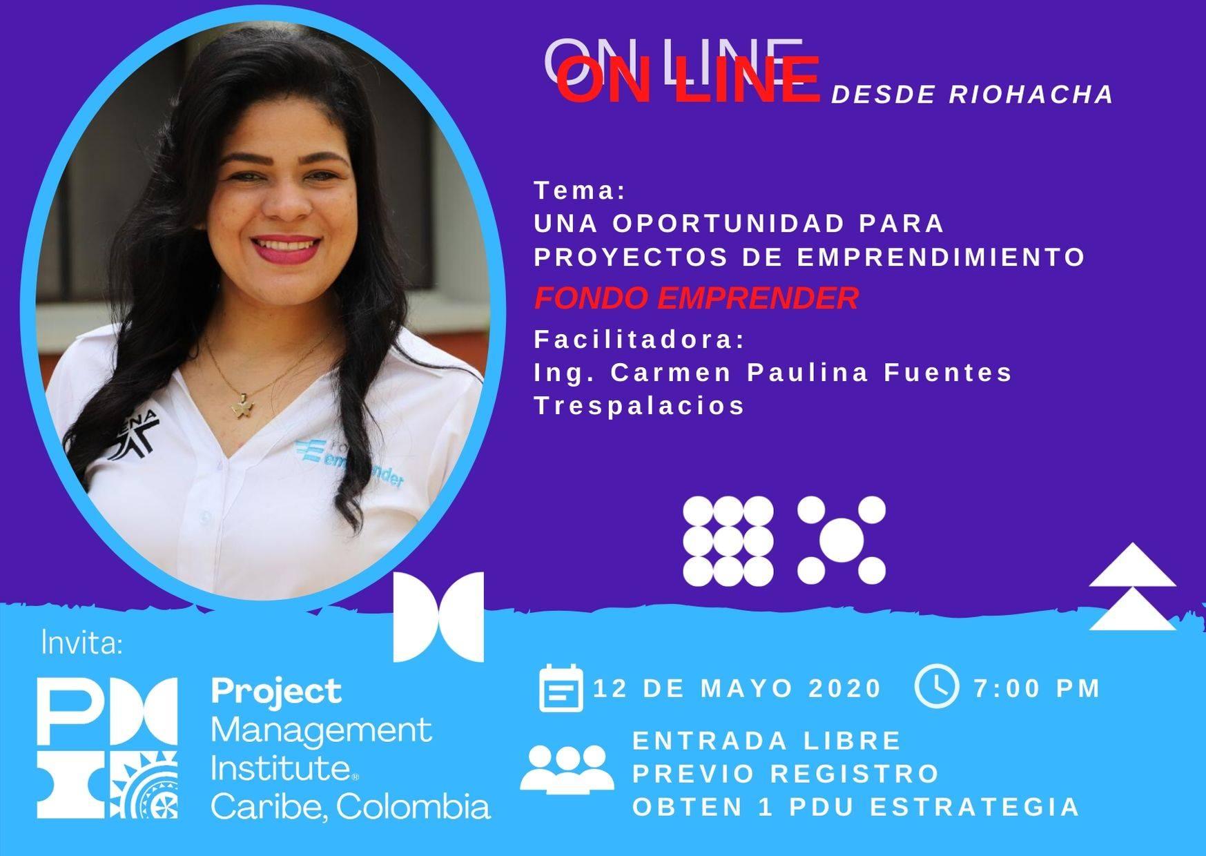 Una Oportunidad para Proyectos de Emprendimiento:Fondo Emprender