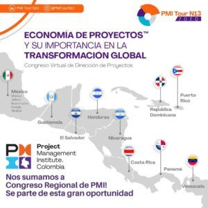 Congreso PMI TOURN13 – 2020